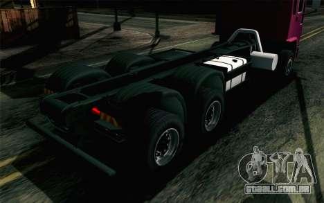 DFT-30 New para GTA San Andreas vista traseira