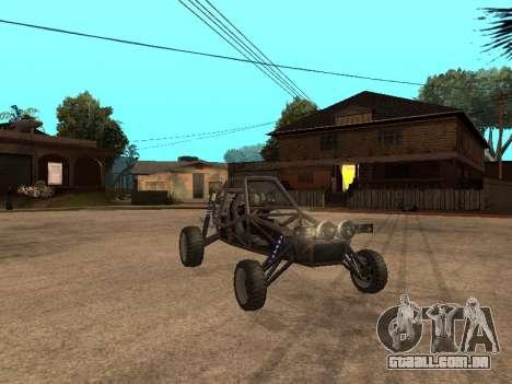 Luzes estroboscópicas v3 para GTA San Andreas terceira tela
