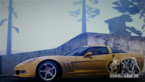 Horizontal ENB 0.076 Medium v1.0 para GTA San Andreas