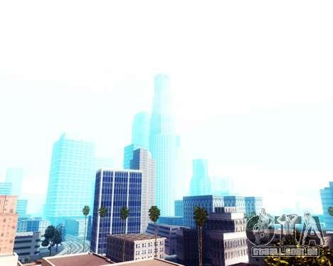Light ENBSeries v1.0 para GTA San Andreas terceira tela