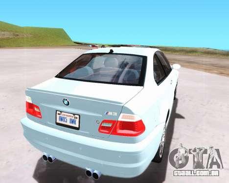 ENB plus para GTA San Andreas terceira tela
