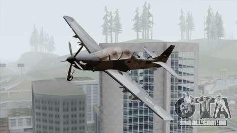 Embraer A-29B Super Tucano Marines para GTA San Andreas