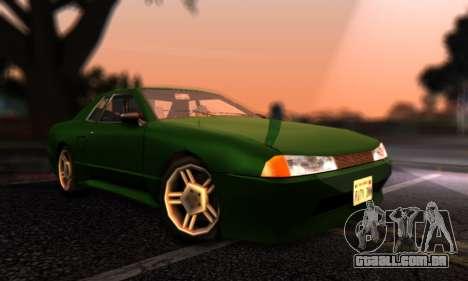 Elegy I Love GS v1.0 para GTA San Andreas