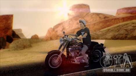 Pierce The Veil ENB para GTA San Andreas quinto tela