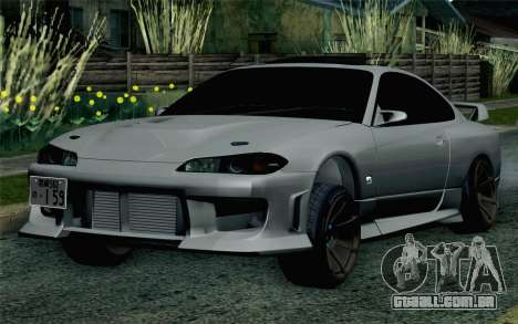 Nissan Silvia S15 SuperHero para GTA San Andreas