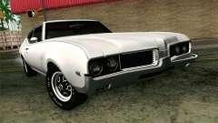 Oldsmobile 442 Férias Coupé 1969 FIV АПП para GTA San Andreas