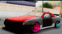 Drift Elegy Edition para GTA San Andreas