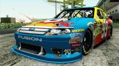 NASCAR Ford Fusion 2012 Short Track para GTA San Andreas