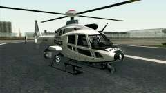 NFS HP 2010 Police Helicopter LVL 1
