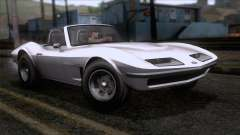 GTA 5 Invetero Coquette Classic TL SA Mobile