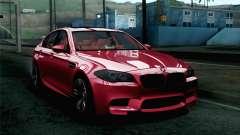 BMW M5 F10 2012 Stock