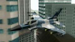 F-16 Osean Air Defense Force para GTA San Andreas