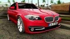 BMW 530d F11 Facelift IVF para GTA San Andreas