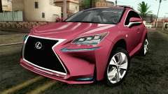 Lexus NX 200T v3