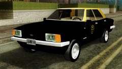 Ford Taunus 1981 Taxi Argentina