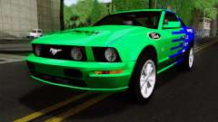 Ford Mustang GT Wheels 2