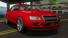 GTA 5 Obey Tailgater