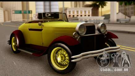 Ford A 1928 para GTA San Andreas