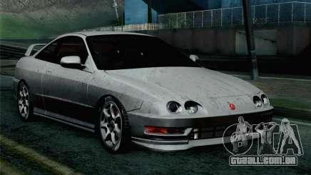 Acura Integra Type R 2001 Stock para GTA San Andreas
