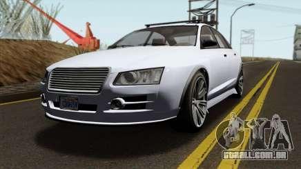 GTA 5 Obey Tailgater IVF para GTA San Andreas