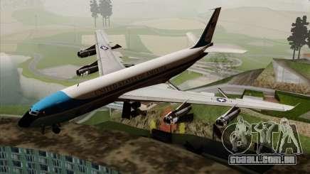 Boeing VC-137 para GTA San Andreas