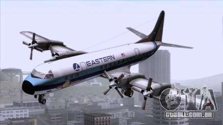 L-188 Electra Eastern Als para GTA San Andreas