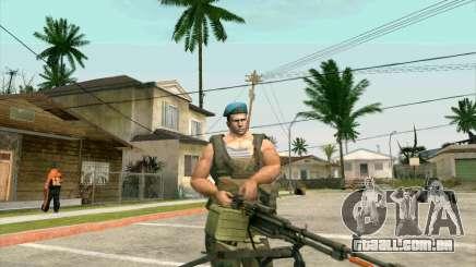 Tanque do Cabo para GTA San Andreas
