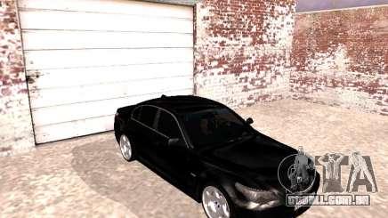 BMW 525i (e60) para GTA San Andreas