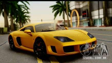 Noble M600 2010 HQLM para GTA San Andreas