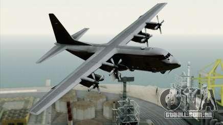 C-130H Hercules USAF para GTA San Andreas
