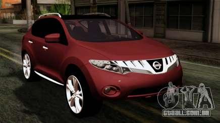 Nissan Murano 2008 para GTA San Andreas