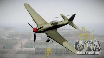 ИЛ-10 da Força Aérea dos Estados Unidos para GTA San Andreas