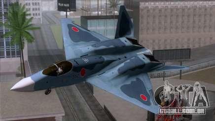 YF-23 JASDF para GTA San Andreas