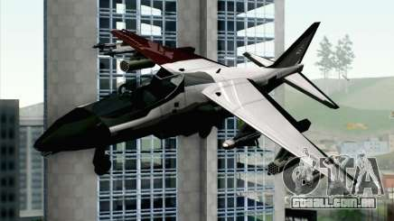 Hydra ADFX-02 Pixy para GTA San Andreas