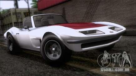 GTA 5 Invetero Coquette Classic TL para GTA San Andreas