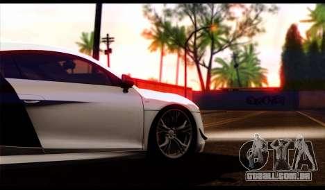 ENB J.F ProjeT 3.0 para GTA San Andreas quinto tela
