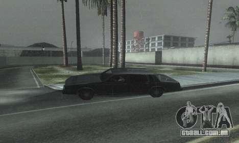 Beautiful ENB + Colormod 1.3 para GTA San Andreas nono tela