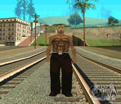Vagos Skin Pack para GTA San Andreas terceira tela