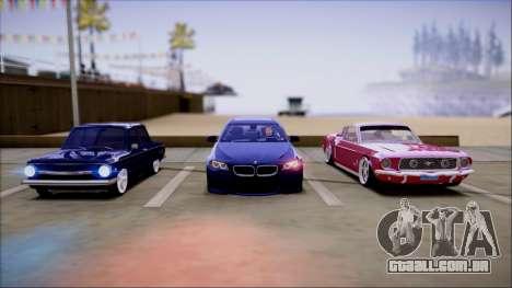 Reflective ENBSeries v2.0 para GTA San Andreas terceira tela