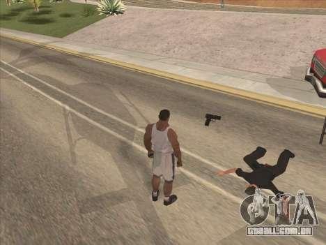 Grande russo armas para GTA San Andreas terceira tela