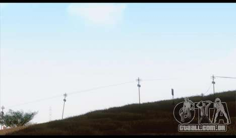 ENB Pavanjit v4 para GTA San Andreas oitavo tela