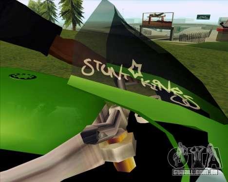 NRG-500 Winged Edition V.2 para o motor de GTA San Andreas