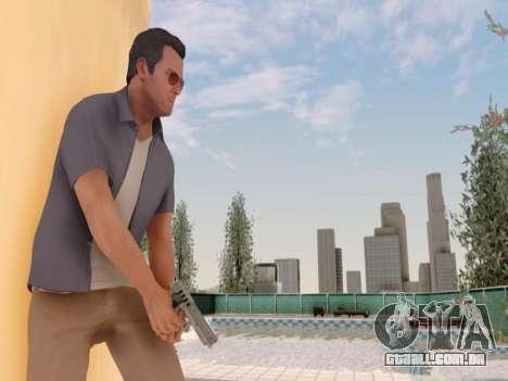 ENB para médias e PC pela WD para GTA San Andreas