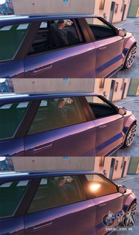 GTA 5 Condução quarto screenshot