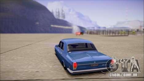 Reflective ENBSeries v2.0 para GTA San Andreas nono tela