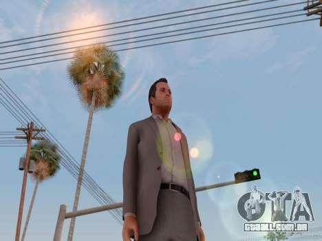 ENB para médias e PC pela WD para GTA San Andreas sétima tela