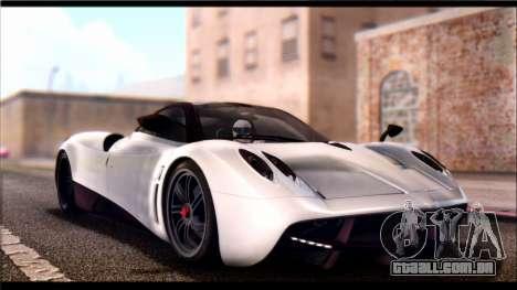 Simple ENB para GTA San Andreas terceira tela