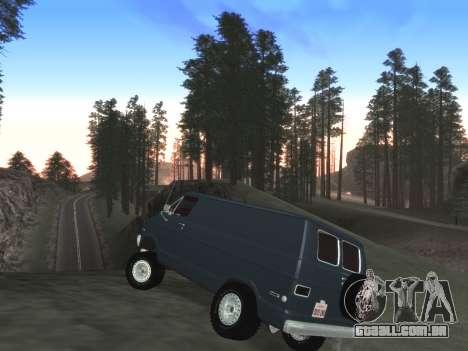 Bom Final ColorMod para GTA San Andreas quinto tela