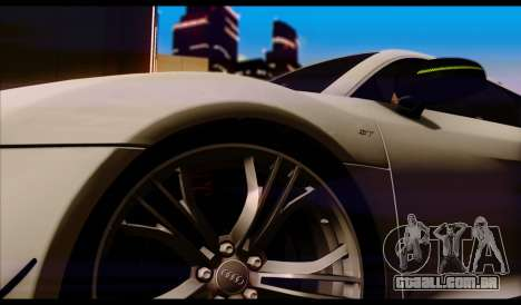 ENB J.F ProjeT 3.0 para GTA San Andreas terceira tela