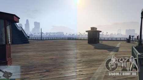 Natural Tones and Lighting (Custom ReShade) para GTA 5